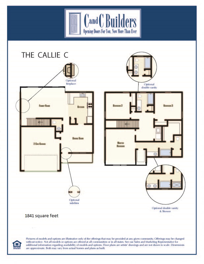 Callie C Floorplan